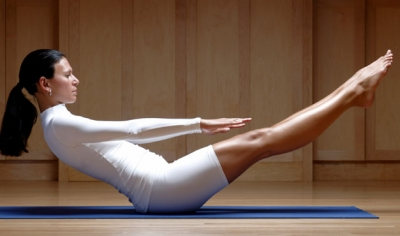 Ocho minutos de pilates