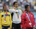 Marisol Romero gana su segundo oro en atletismo  