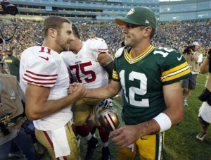 San Francisco frena a Rodgers y Green Bay